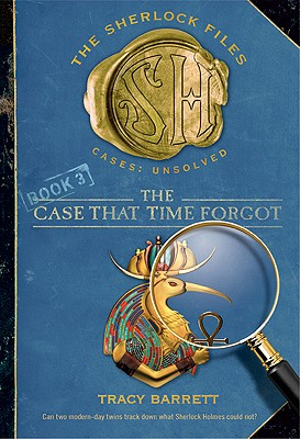 The Case That Time Forgot By Barrett, Tracy